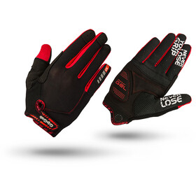 GripGrab SuperGel XC Long Cycling Gloves Black